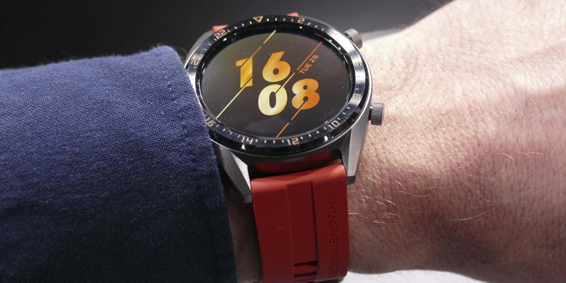 1 bon montre cardio