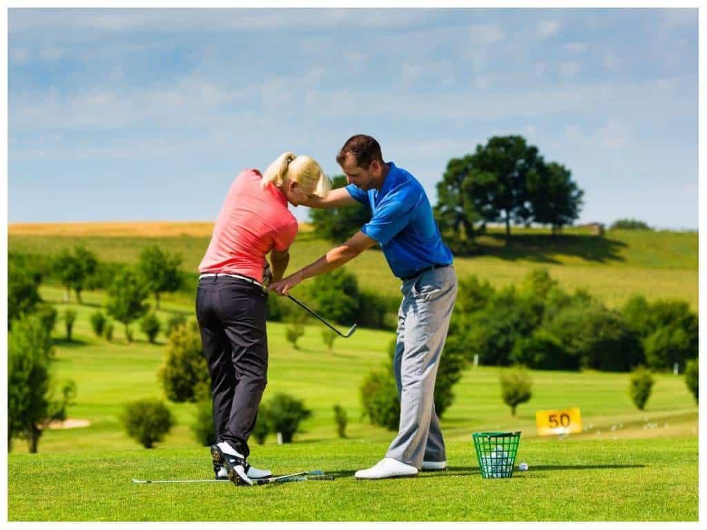 bien jouer golf