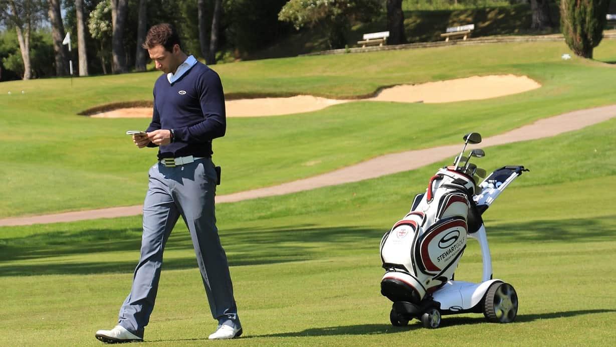 choisir chariot de golf