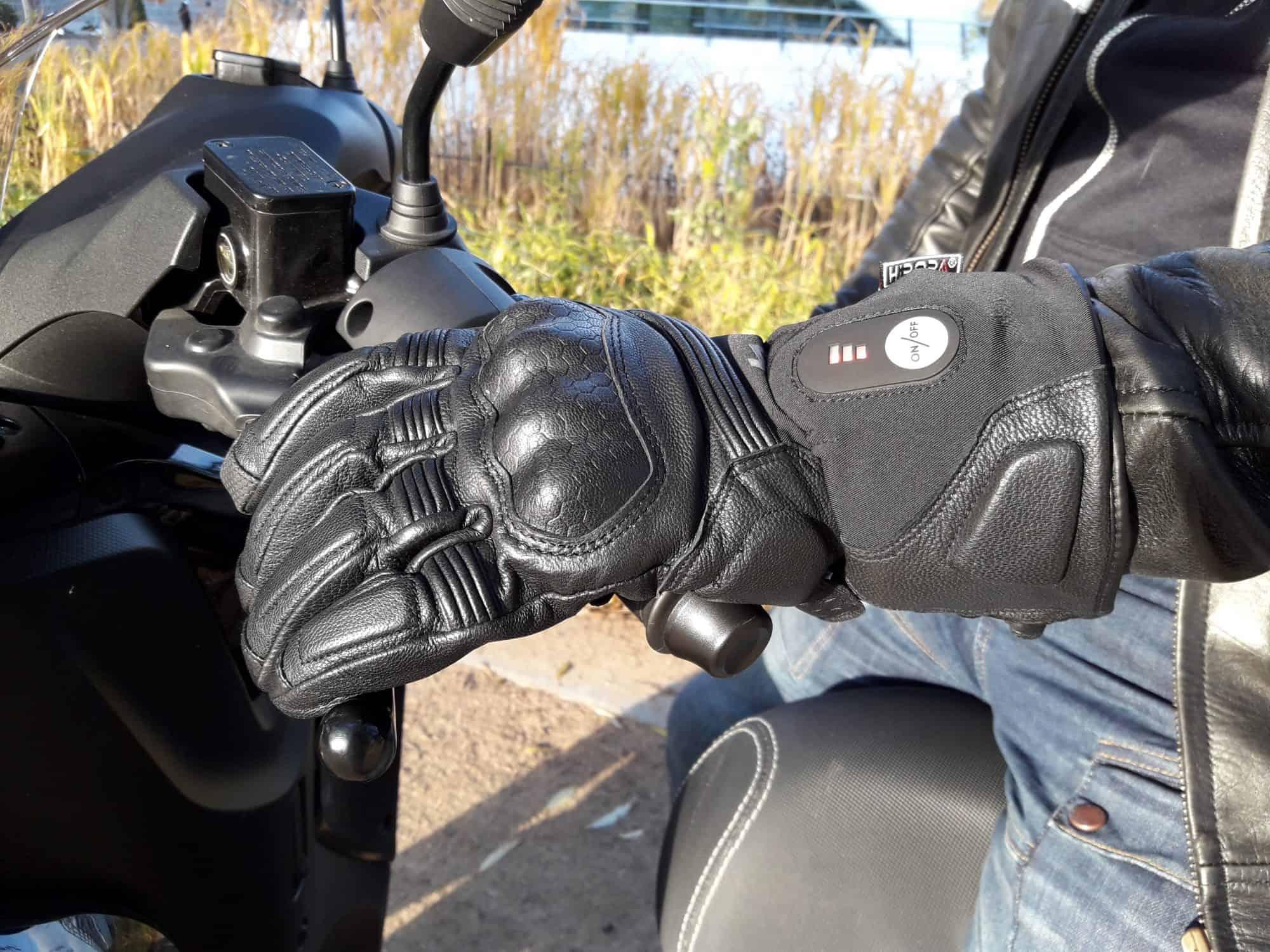 equipement moto gants