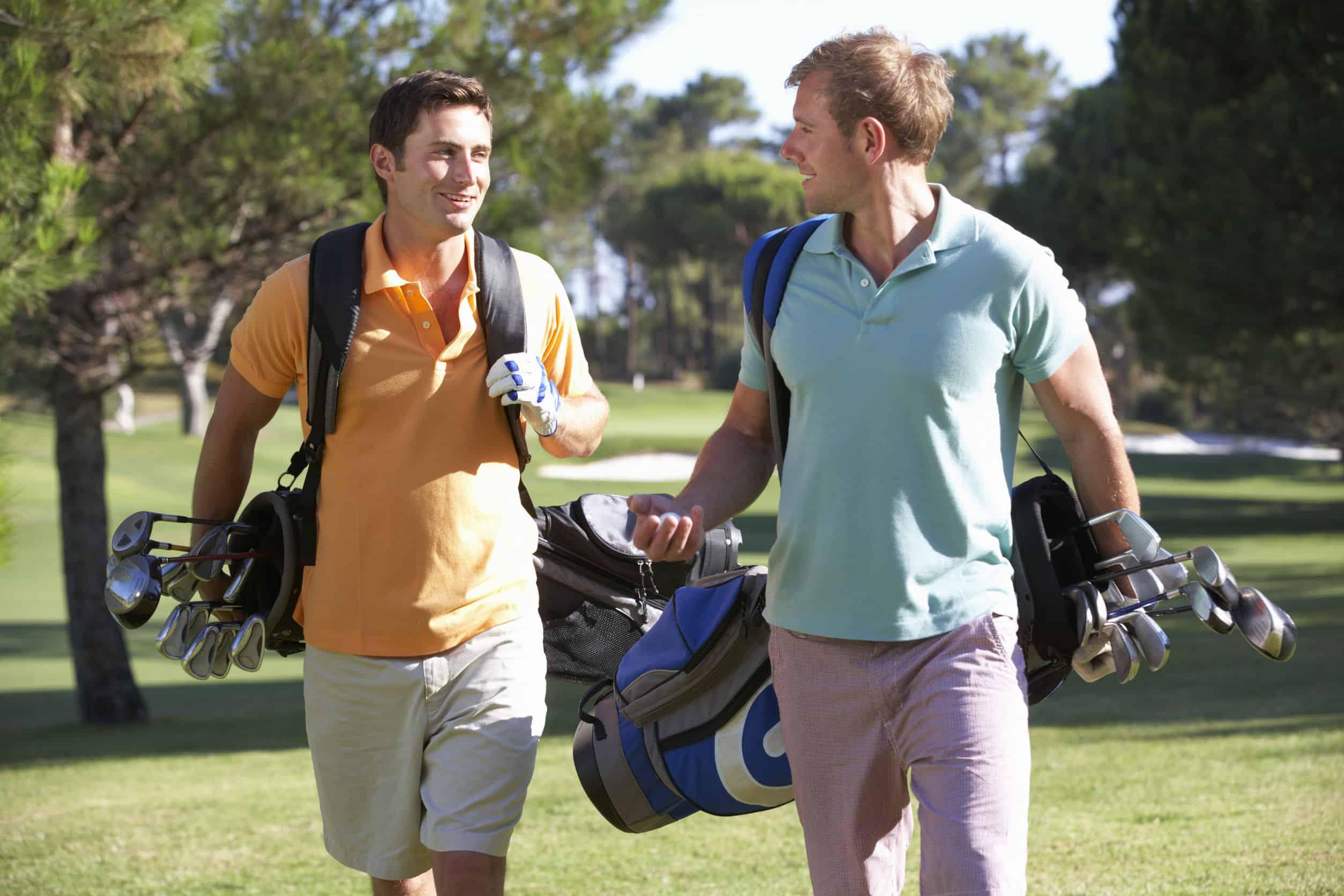 golf tenue
