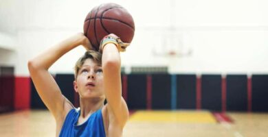 jouer basketball bien