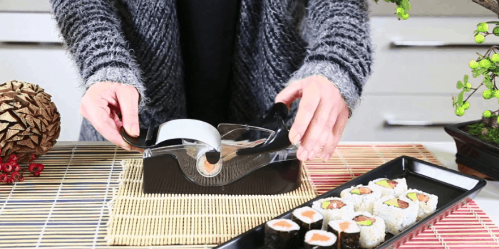 meilleur kit a sushi