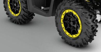 meilleurs pneus de quad
