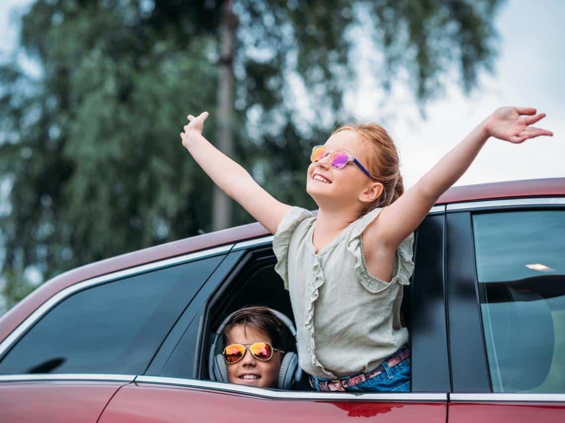 voyager voiture enfants avis